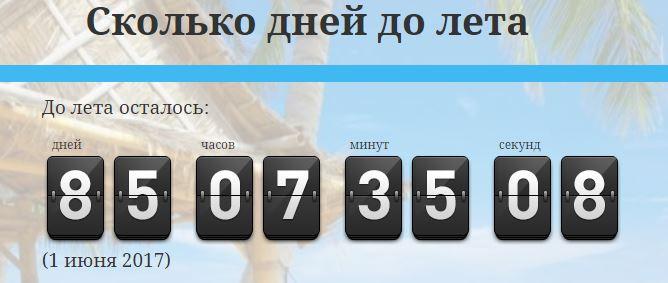 Сколько дней до Нового года 2018: счетчик дней до праздника