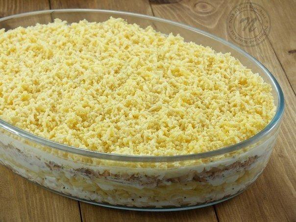 Австрийский салат рецепт