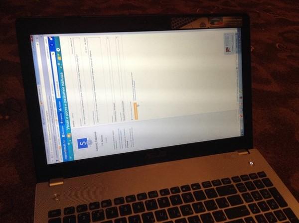 Экран на компьютере перевернулся на бок что делать