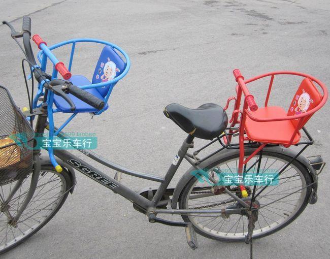 Детские сиденье на велосипед своими руками