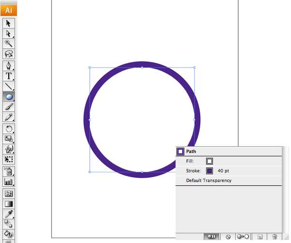 Как в фотошопе сделать круг ровный в