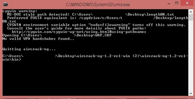 cygwin1.dll para aircrack