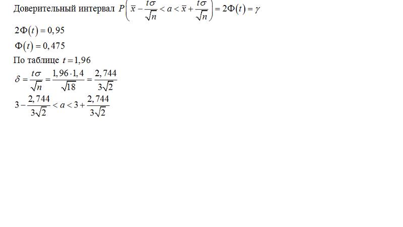 И среднюю квадратичную погрешность