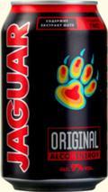 Ягуар) - слабоалкогольный газированный энергетический напиток с содержанием (по объёму) этилового спирта 7 % или 5,5
