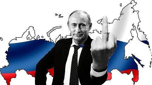 Путин на фоне флага россии обои на рабочий стол