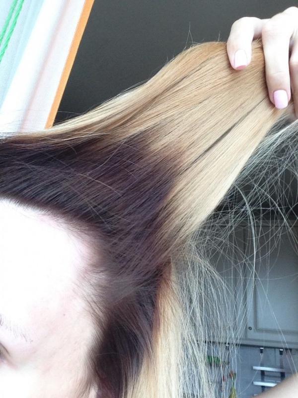 Как сделать свои волосы светлыми 591