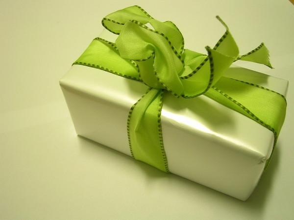 Подарок в коробке во сне 357