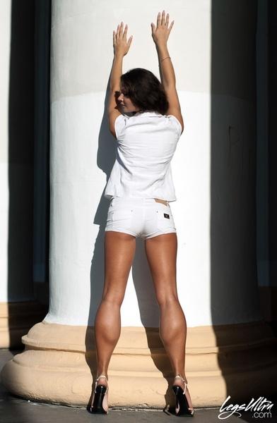 сильнє ноги девушек фото