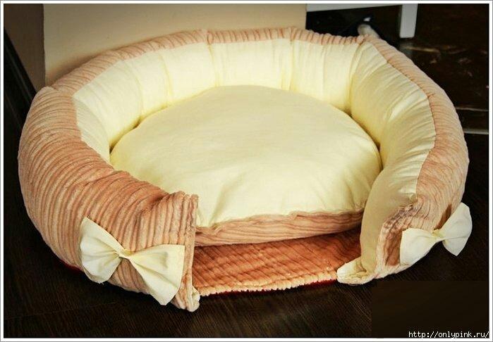 Как сделать кровати для кошек