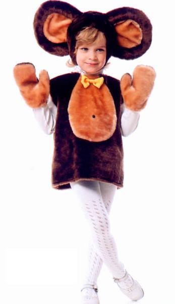 Костюм чебурашки своими руками фото