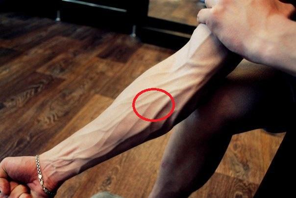 Как сделать так.чтобы выпирали вены на руках