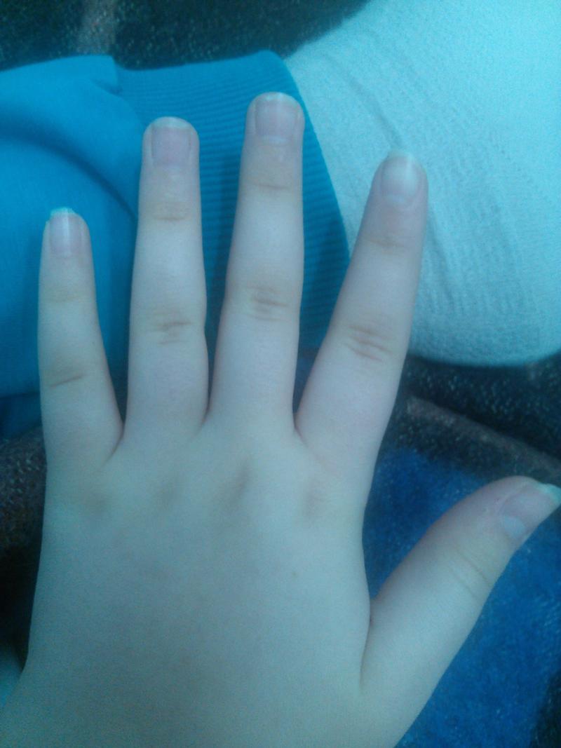 Как сделать пальцы рук длиннее