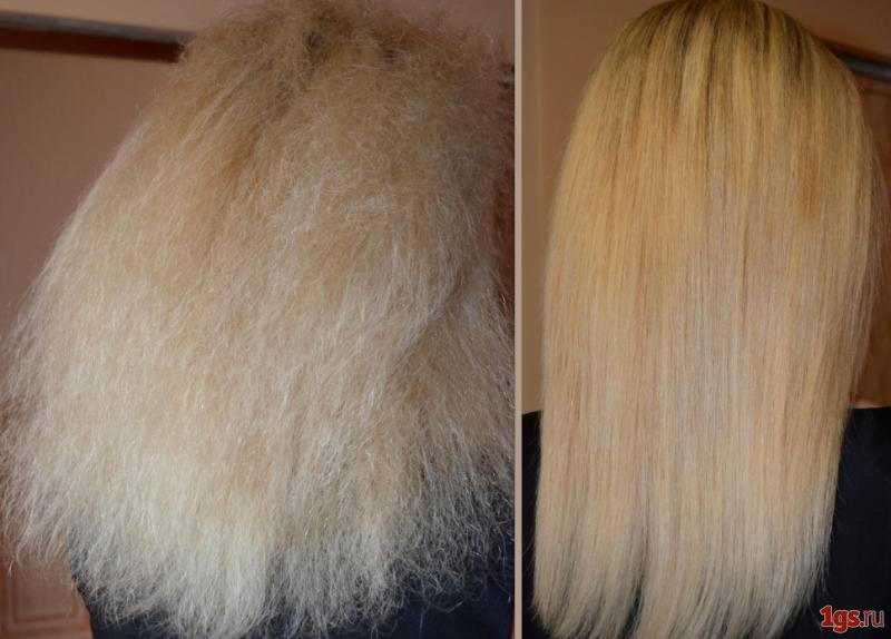 Сожгла волосы как восстановить в домашних условиях 159