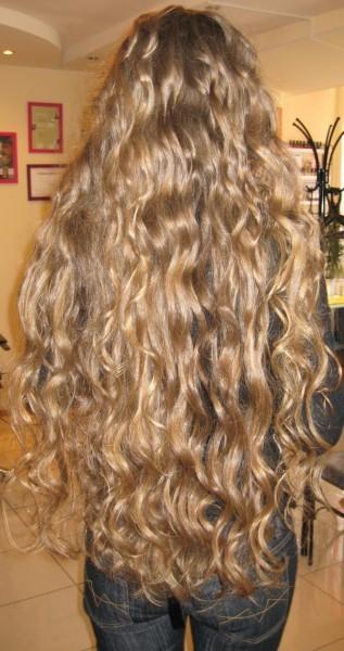 Светло русый цвет волос в домашних условиях