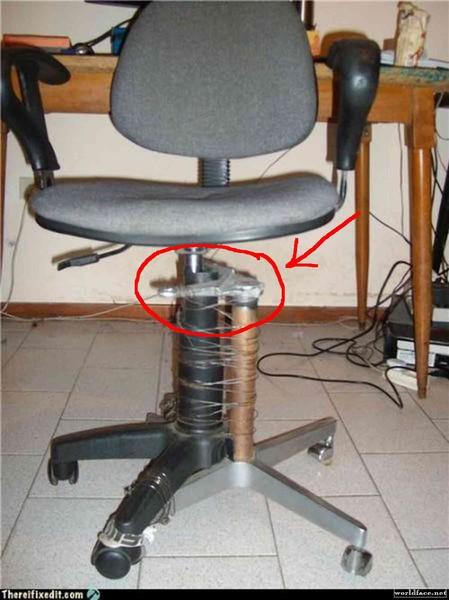 Как сделать крестовину для компьютерного кресла