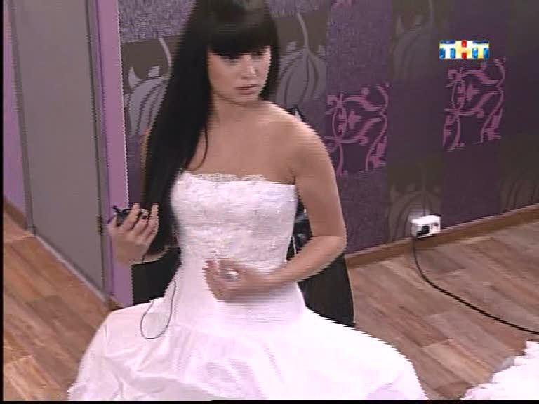 Свадебное платье Нелли Ермолаевой фото Дом 2 Новости.