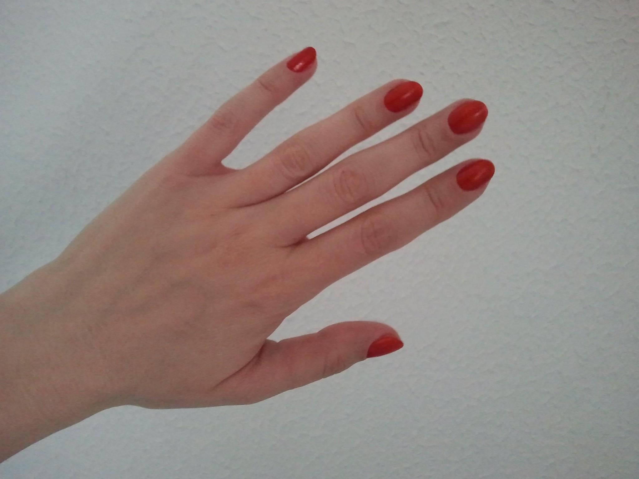 А какие ногти у вас фото