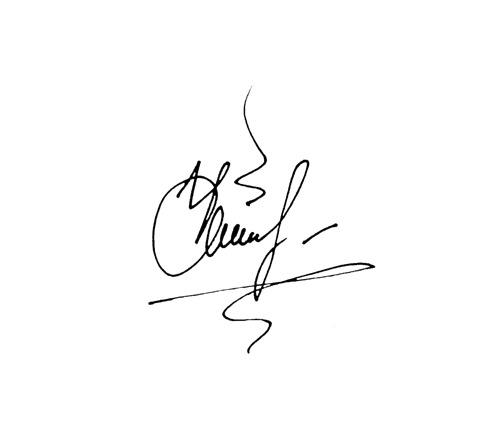 Как сделать подпись на прозрачном фоне