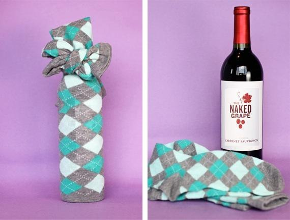 оформление бутылок своими руками в подарок kartino4ki.ga