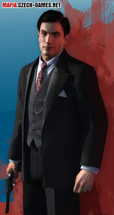 Главный герой игры оказался в мафии по личным мотивам - с детства ему запомнились богатство и уважение