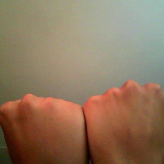 Как сделать себе большие кулаки 437
