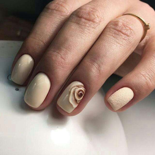 Красивый модный дизайн ногтей 2017-2018