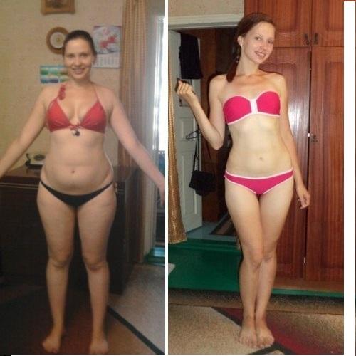 Поправилась на 8 кг как похудеть