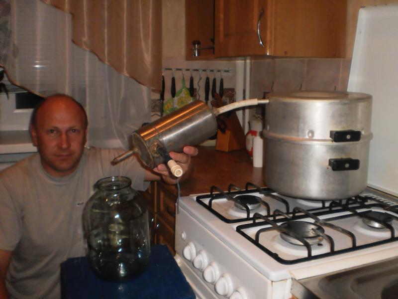 Как сделать самогонный аппарат в домашних условиях схема и из чего