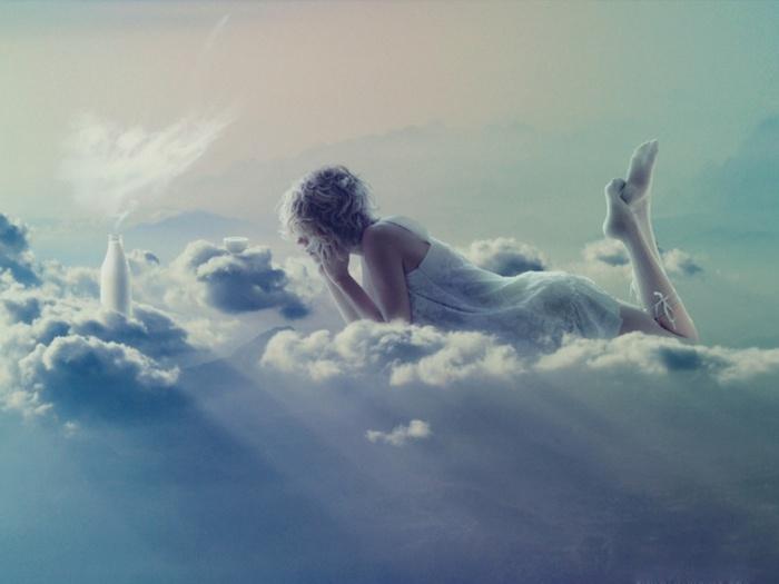 Ангелы в небе  № 2270197  скачать