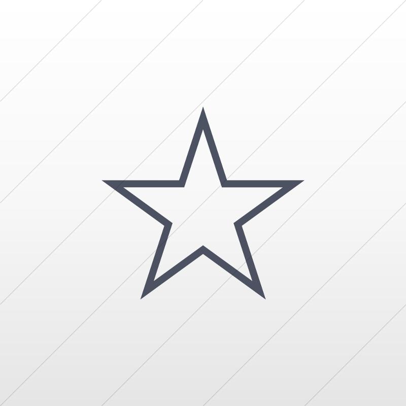 Рисунки символами звёзды
