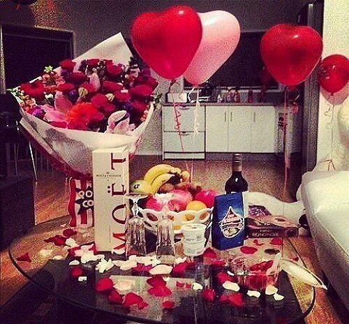 Как сделать день рождения жены