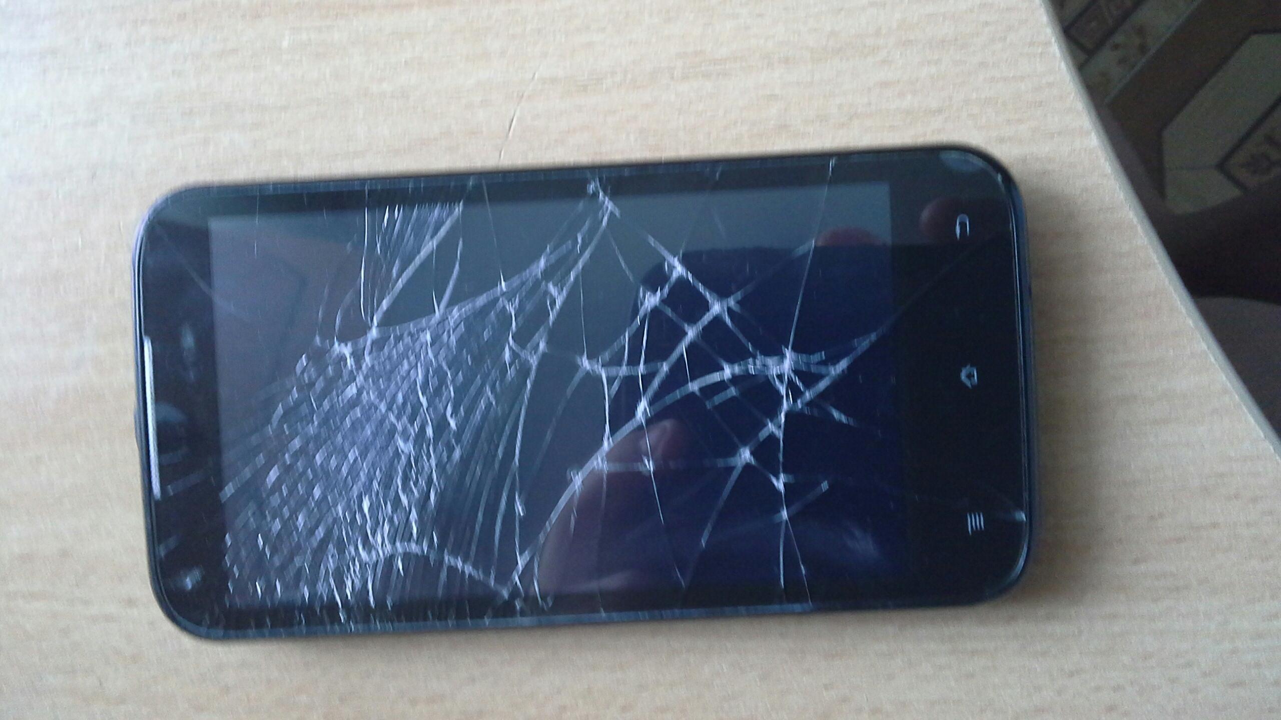 Как избавиться от трещин на экране телефона в домашних условиях