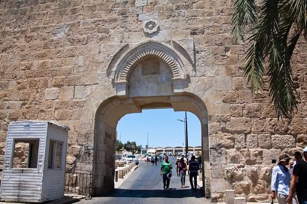Старый город Иерусалим  Википедия