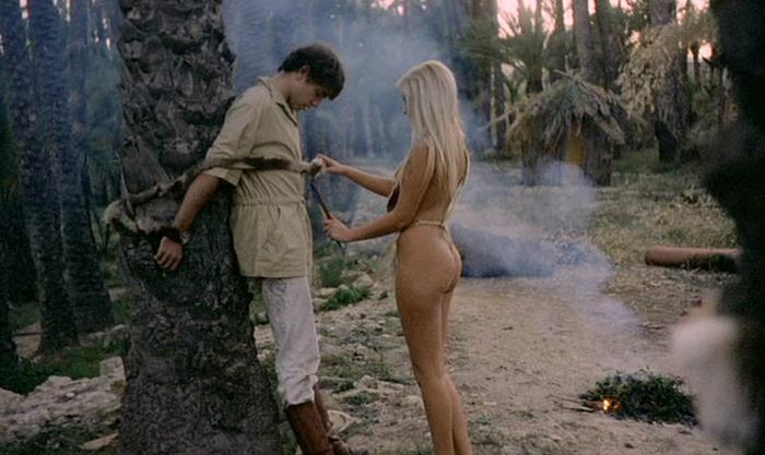 эротический фильм про джунглей