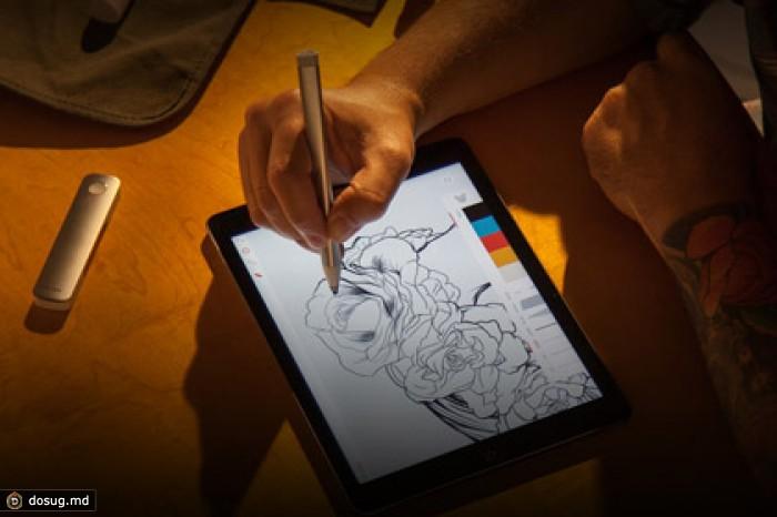 Рисуем карандашом на экране