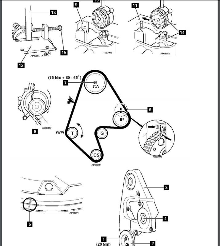 Опель астра двигатель грм
