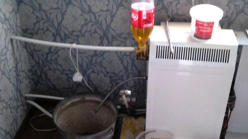 Промыть газовый котел в домашних условиях 38