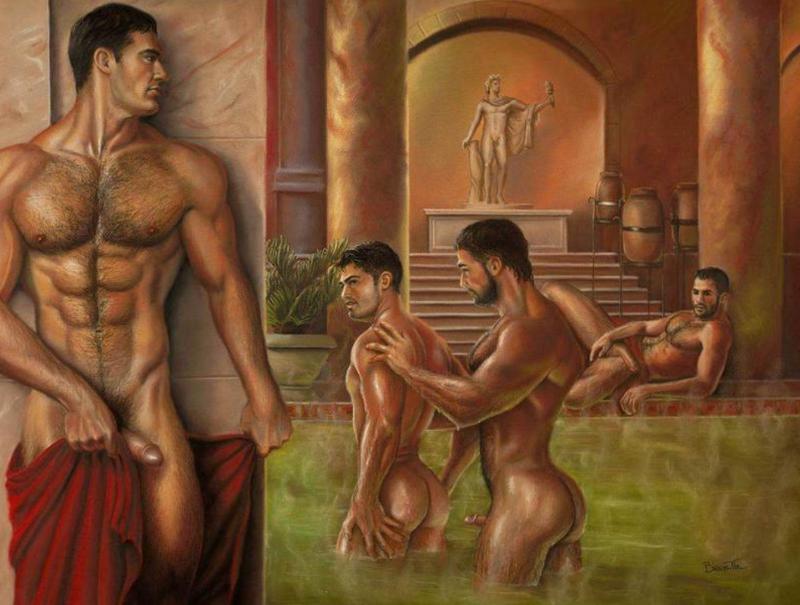 Изображения Обнаженных Мужчин