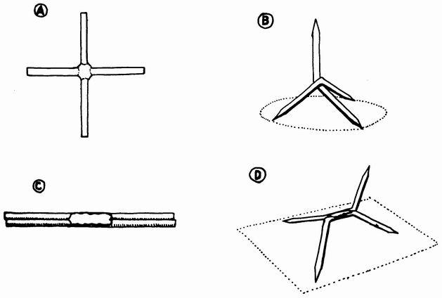 Как сделать шипы для прокола шин с
