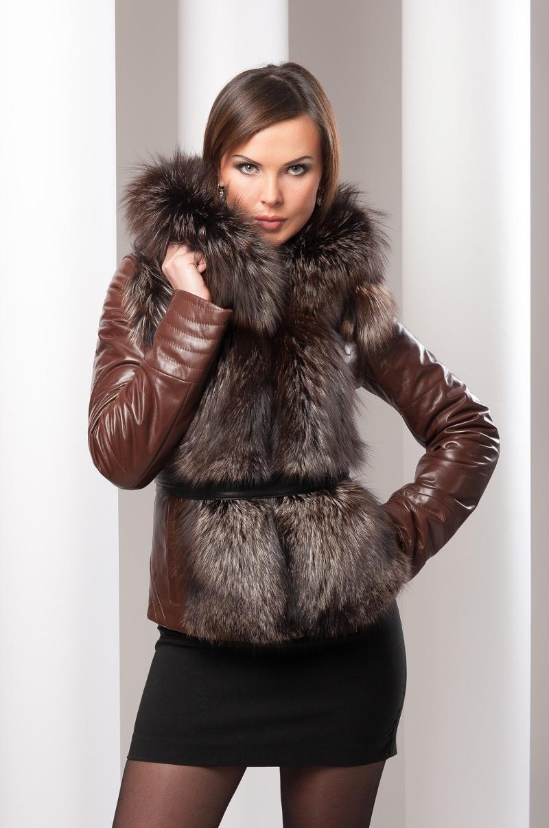 Купить женскую кожаную куртку в бресте
