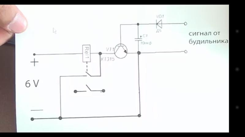 Ответы@Mail.Ru: Как подключить транзистор кт817б (npn) к этой схеме? Схема таже но с 817м.