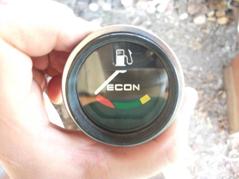 Эконометр топлива своими руками 42