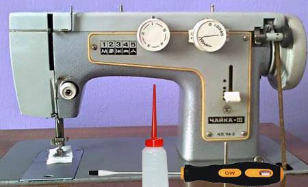 швейной чайка 142 инструкция м машинки