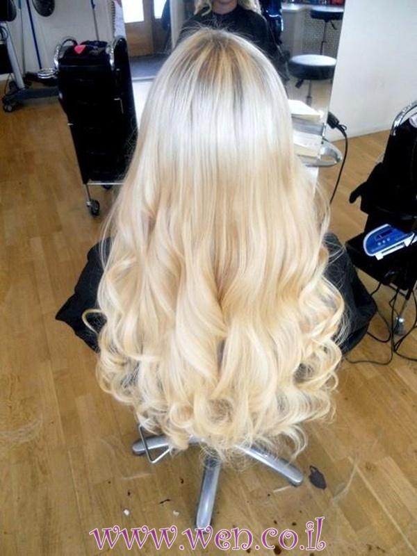Красивые прически на белые короткие волосы