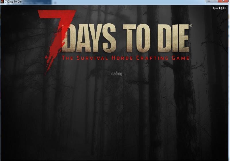Почему 7 days to die не запускается 158
