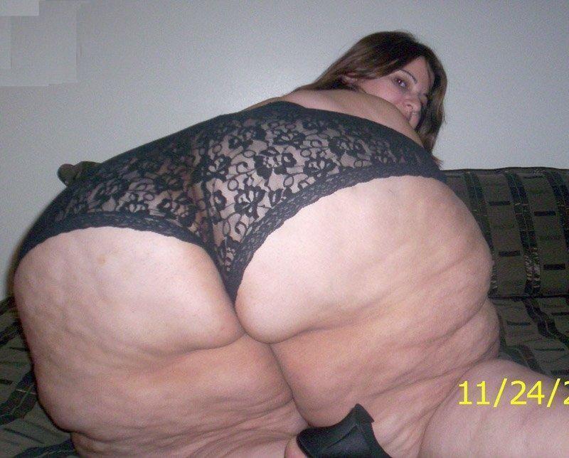 Толстая волосатая задница девушек