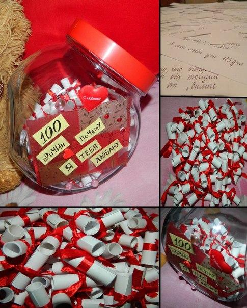 Подарок на 14 февраля подруге своими руками фото