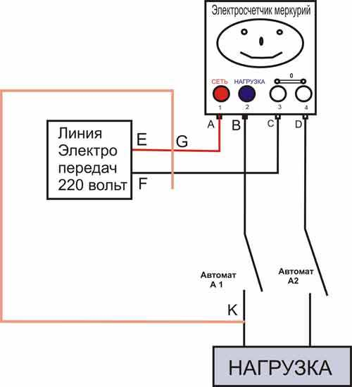 Как сделать чтобы счетчик электроэнергии электронный меньше мотал