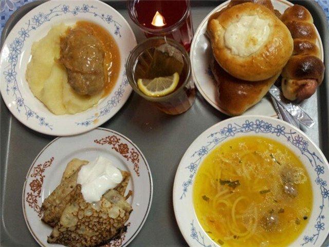 Рецепт вкусные блюда из ссср