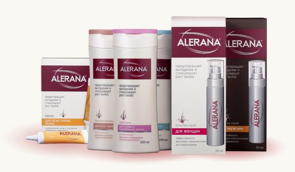 10. Шампунь ALERANA для жирных и комбинированных волос 250 мл - 1 шт. Шамп